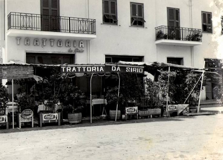 Trattoria Da Sirio piazza Mattei Formia