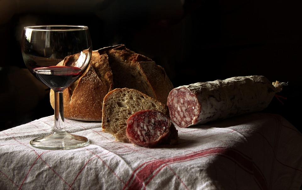 pan del giorno vin dell'anno