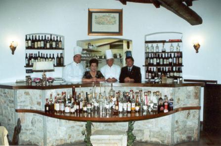 ristorante staff
