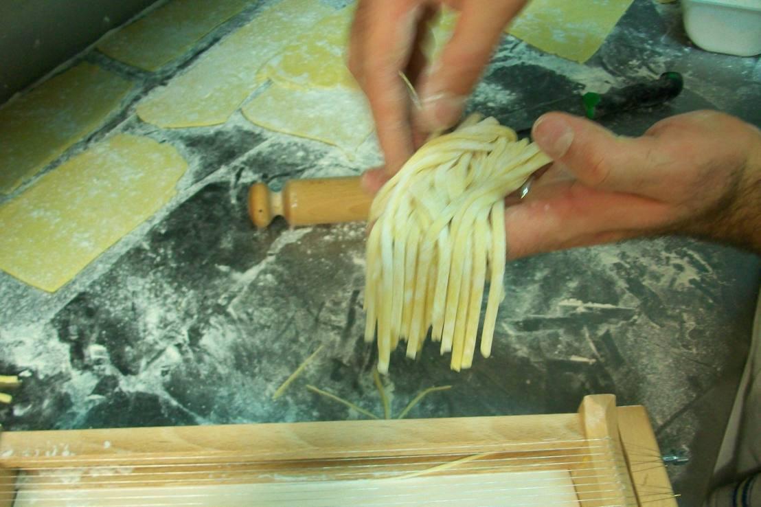 la rondine pasta