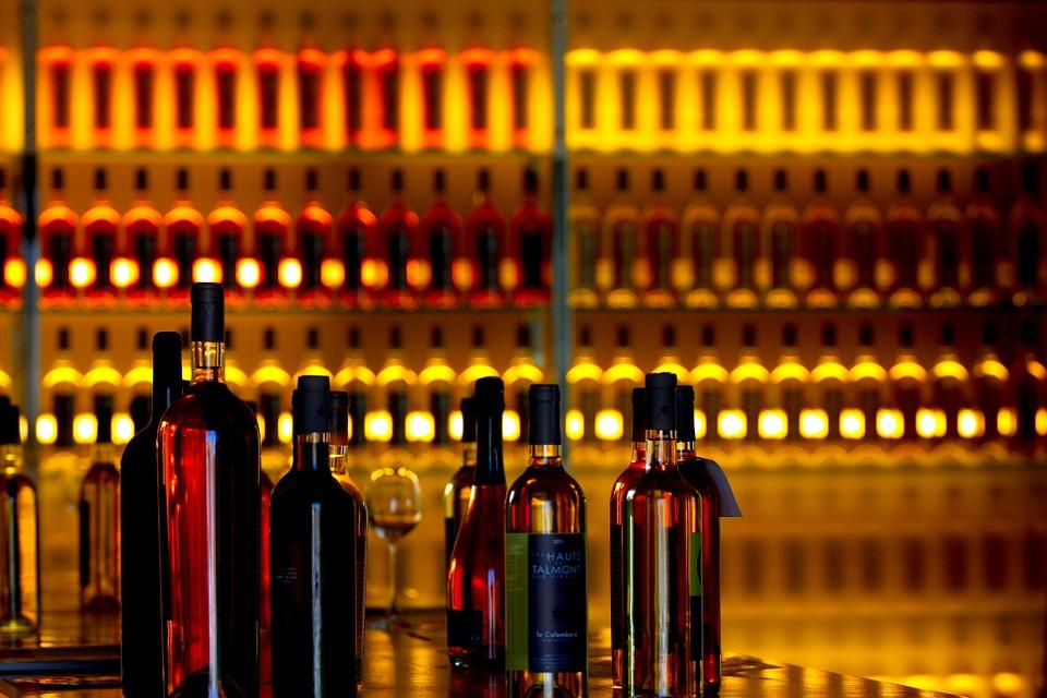 In che ordine si bevono i vini atavola?
