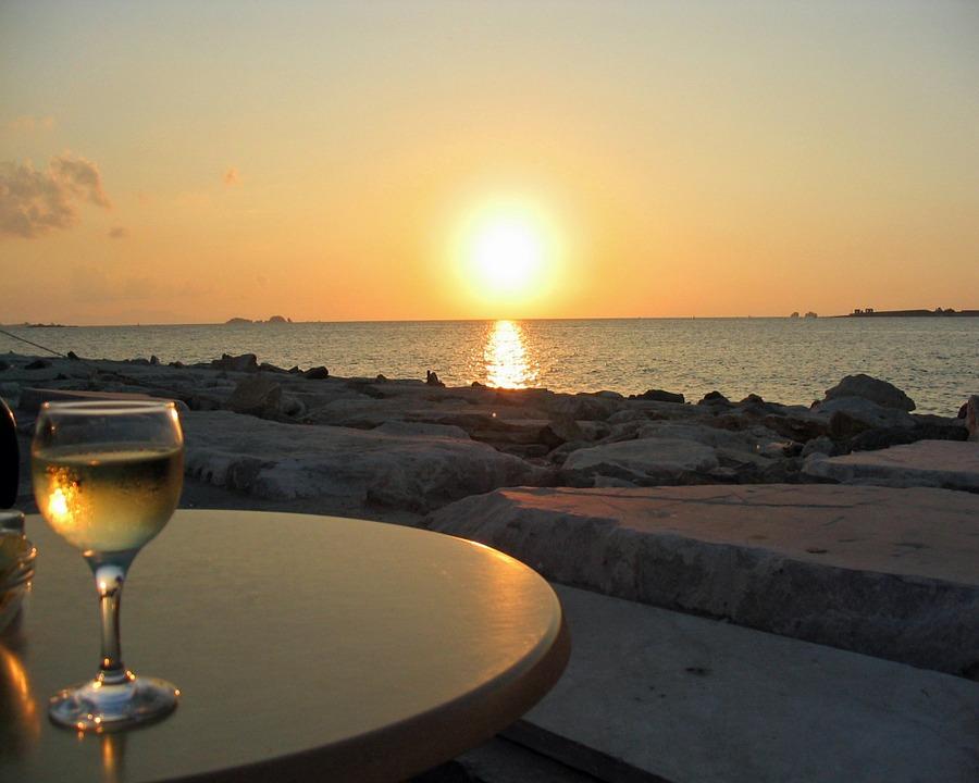 Vino bianco etempo